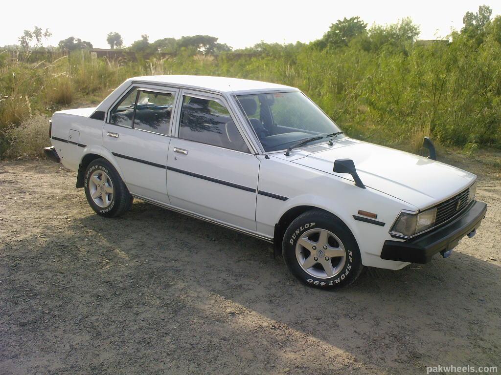 Toyota Corolla 1982 Image-6