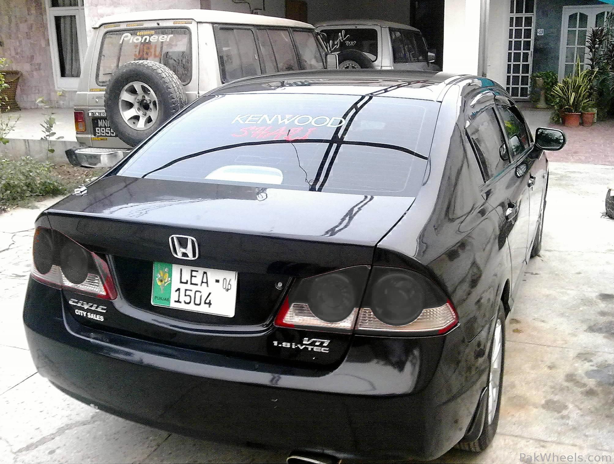 Honda Civic - 2006 rOshu Image-1