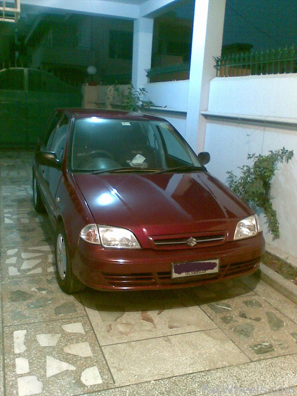 Suzuki Cultus - 2006 -- Image-1