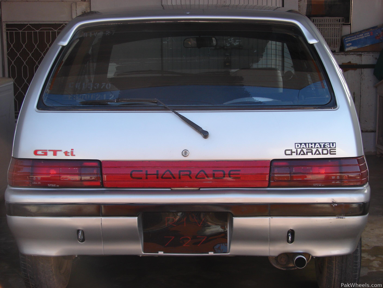 Daihatsu Charade - 1987 GT ti Image-1