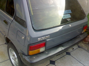 Suzuki FX - 1989