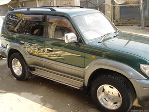 Toyota Land Cruiser - 1996