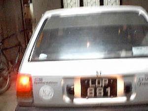 Daihatsu Charade - 1986