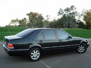 Mercedes Benz S Class - 1999