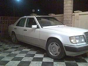 Mercedes Benz E Class - 1992