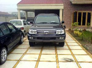 Toyota Land Cruiser - 2006