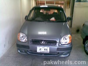 Hyundai Santro - 2006