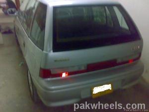Suzuki Cultus - 2003