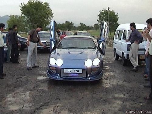 Toyota Other - 1996 shaz Image-1