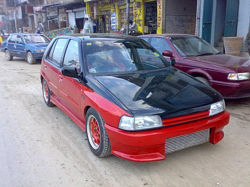 Daihatsu Charade - 1989 Casper Image-1