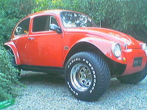 Volkswagen Beetle - 1966 Monster Bug Image-2