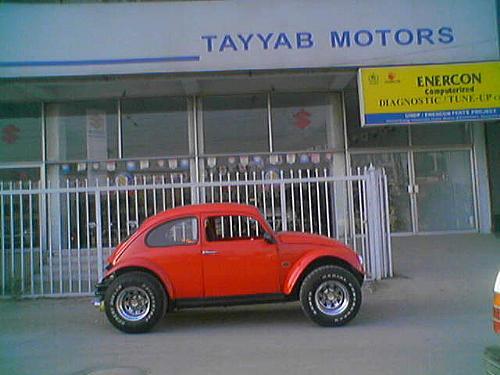 Volkswagen Beetle - 1966 Monster Bug Image-7
