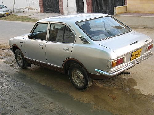 Toyota Corolla - 1974 Corolla 74 Image-1