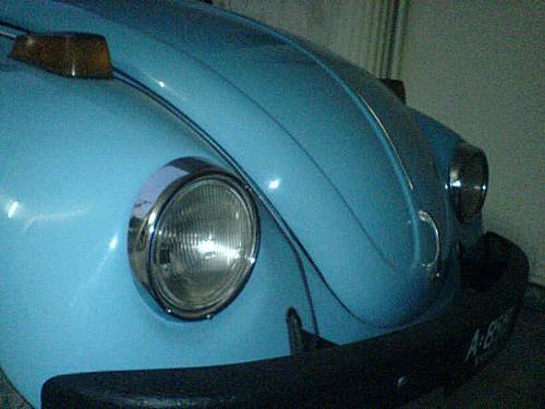 Volkswagen Beetle - 1974 BUGZY Image-1