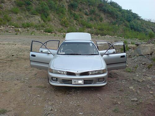 Mitsubishi Galant - 1996 7G Image-1
