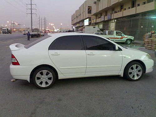 Toyota Corolla - 2004 Mezu Image-1
