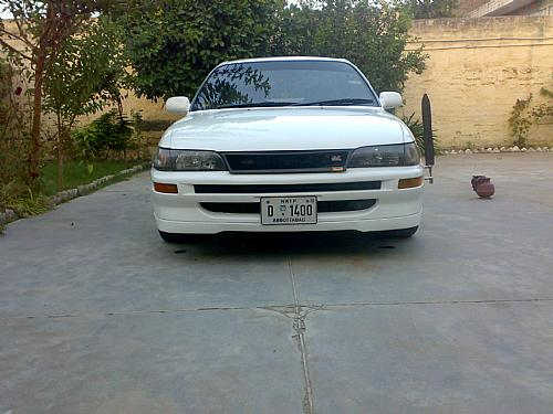 Toyota Corolla - 1995 SE-Limited SALOON  Recondition Image-1