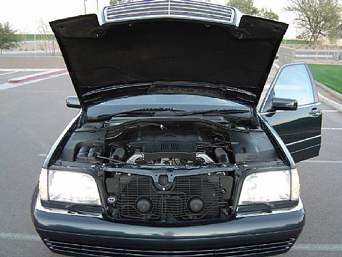 Mercedes Benz S Class - 1999 TANK Image-5