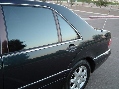 Mercedes Benz S Class - 1999 TANK Image-16