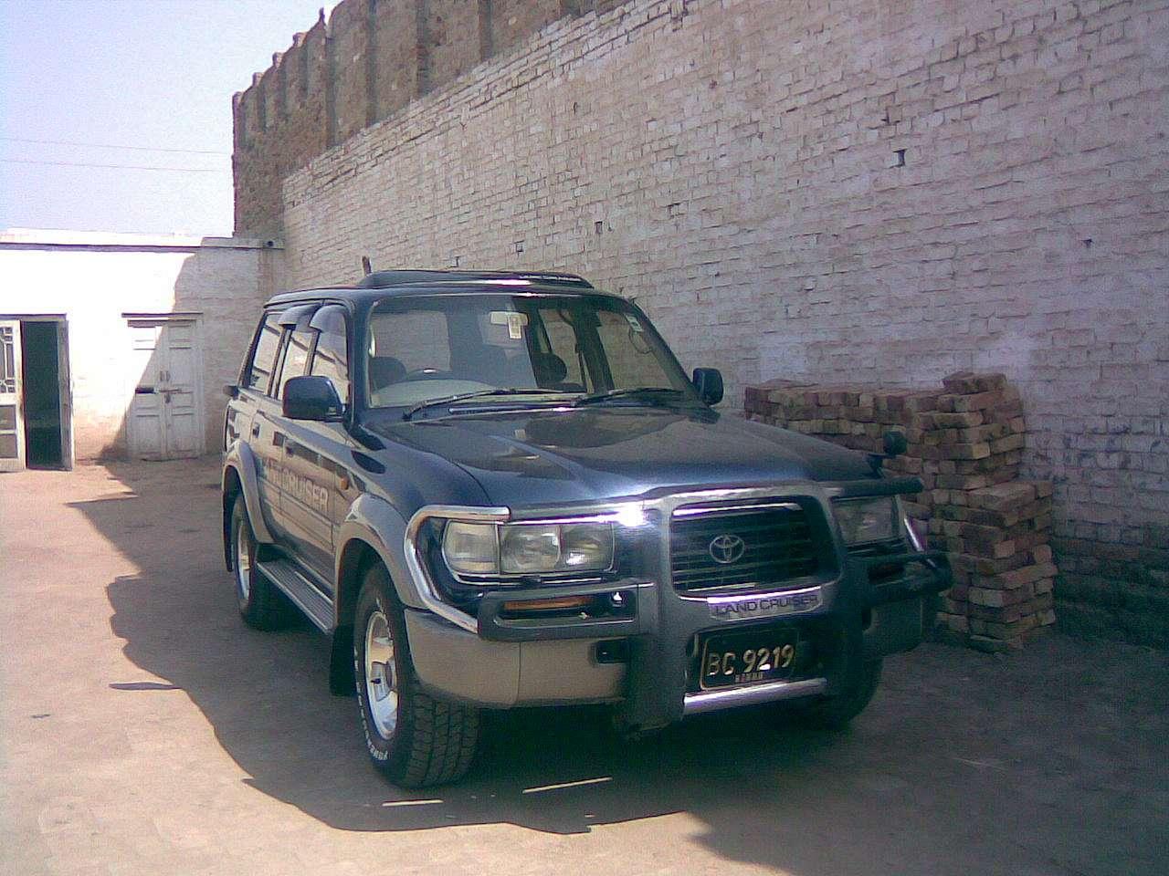 Toyota Land Cruiser - 1997 Jigar Image-1