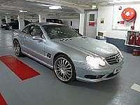 Mercedes Benz Sl Class - 2003 ROCKET Image-1