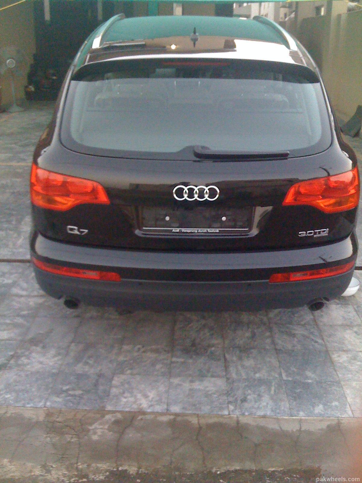 Audi Q7 - 2009 AU Image-1