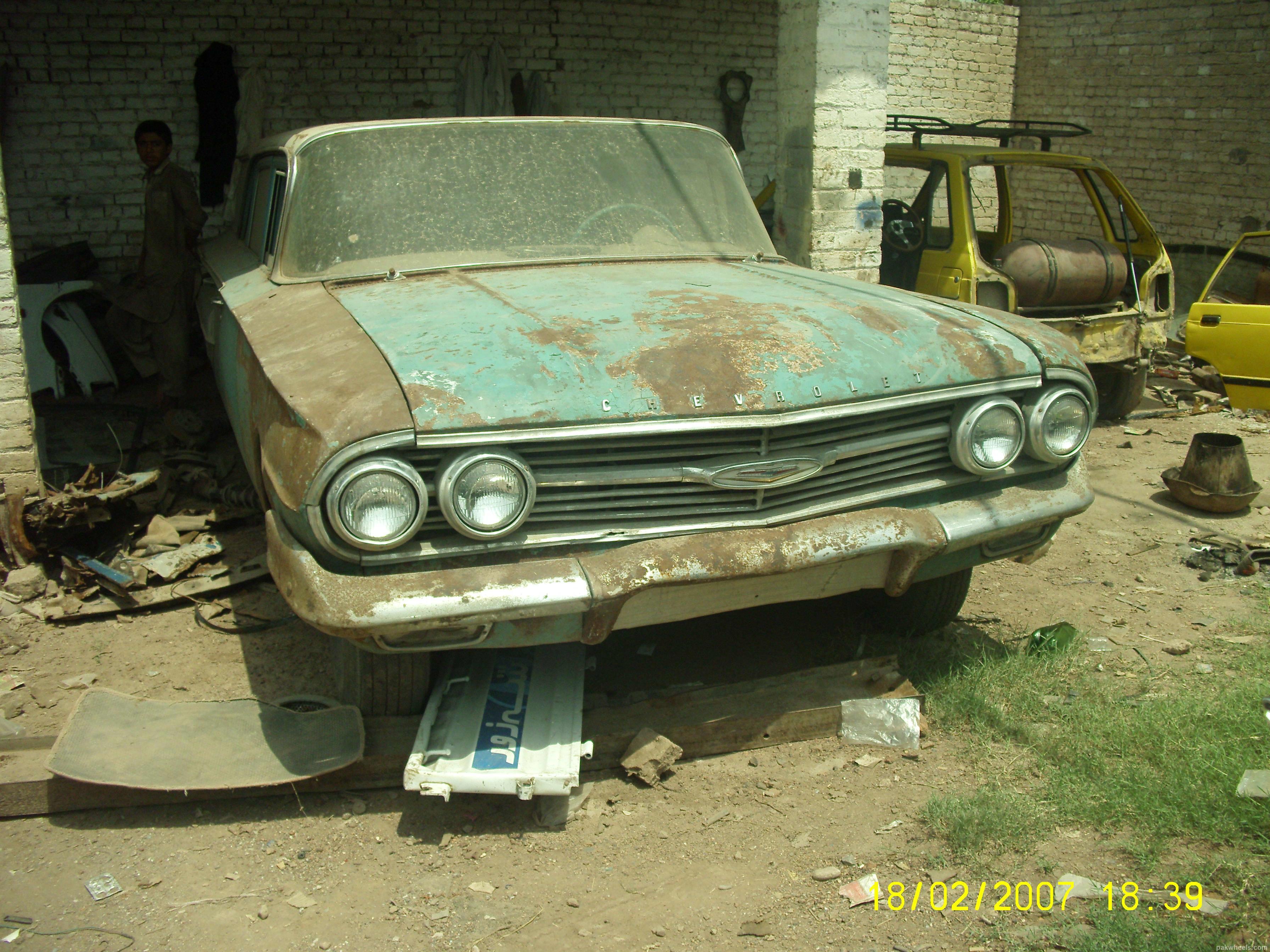 Chevrolet Other - 1960 kingwood Image-1