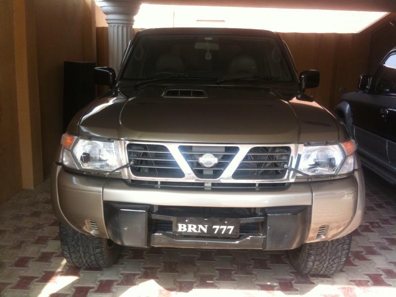 Nissan Patrol - 1998 Safari Image-1