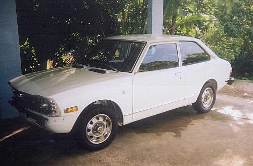 Toyota Corolla - 1974 Chorattheray Image-1