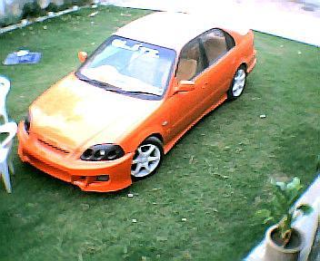 Honda Civic - 1997 xtreme Image-2