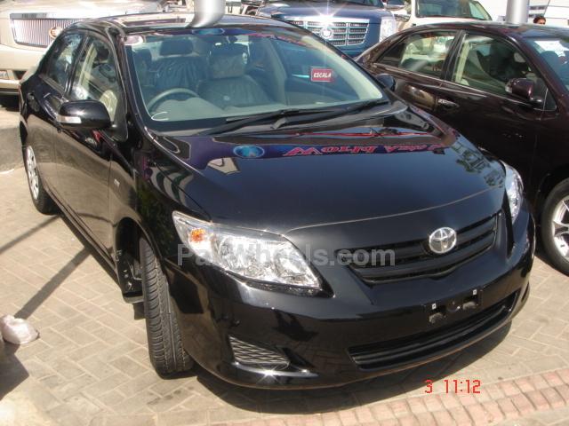 Toyota Corolla 2010 Image-4