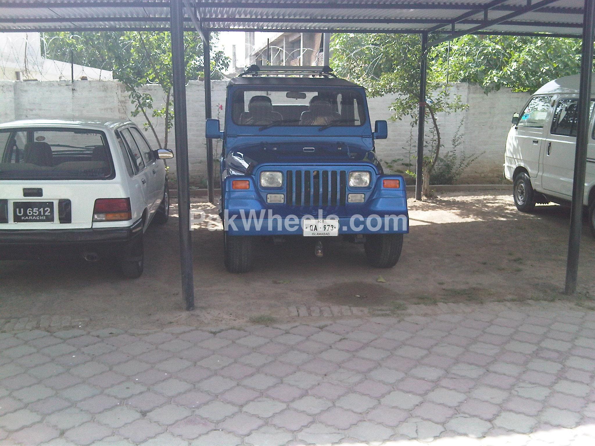 Jeep CJ-5 2010 Image-3