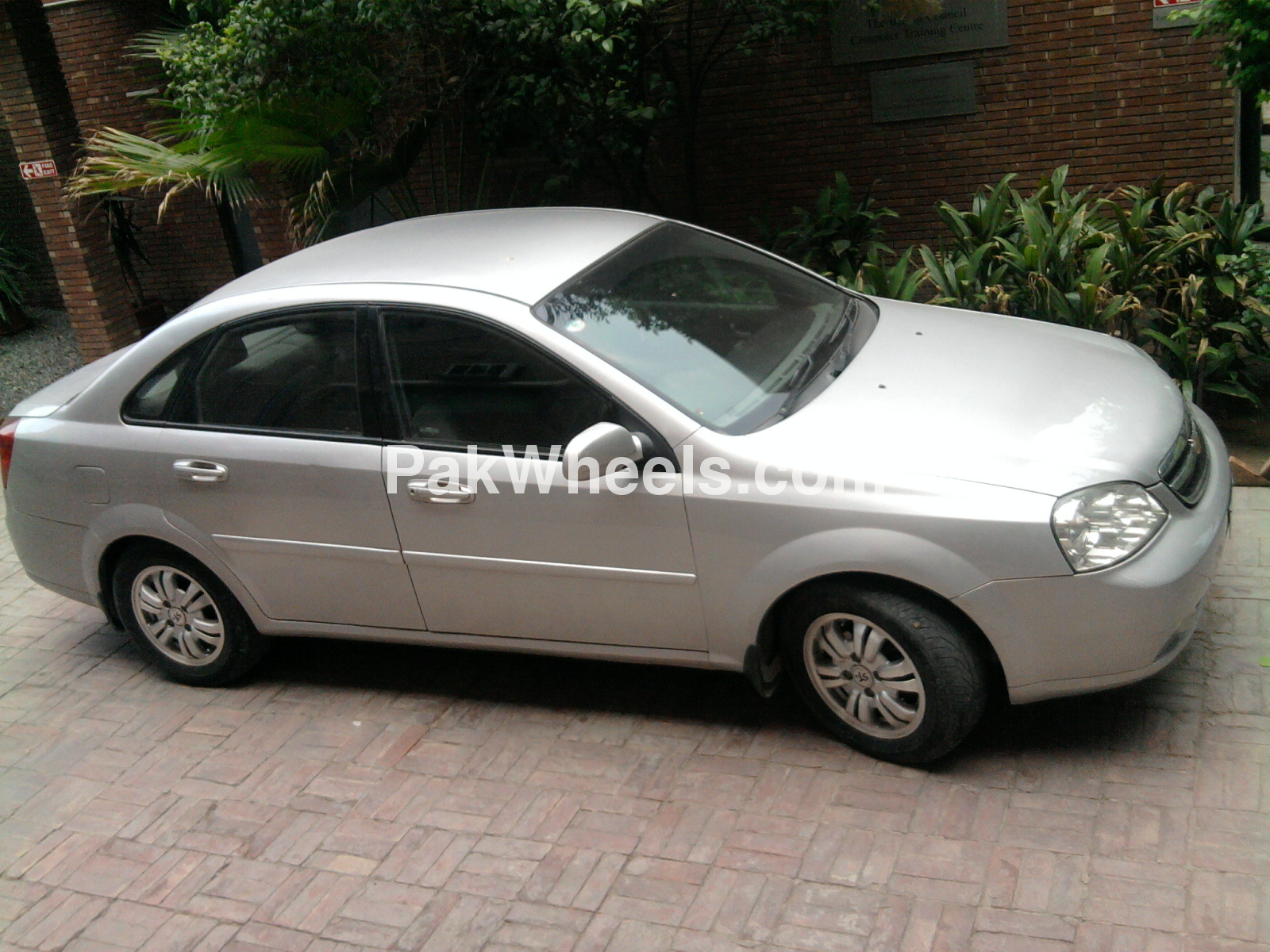 Bike Insurance Online >> Chevrolet Optra LS 2005 for sale in Lahore | PakWheels