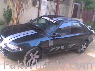 Honda Civic - 1995 ramzi Image-1