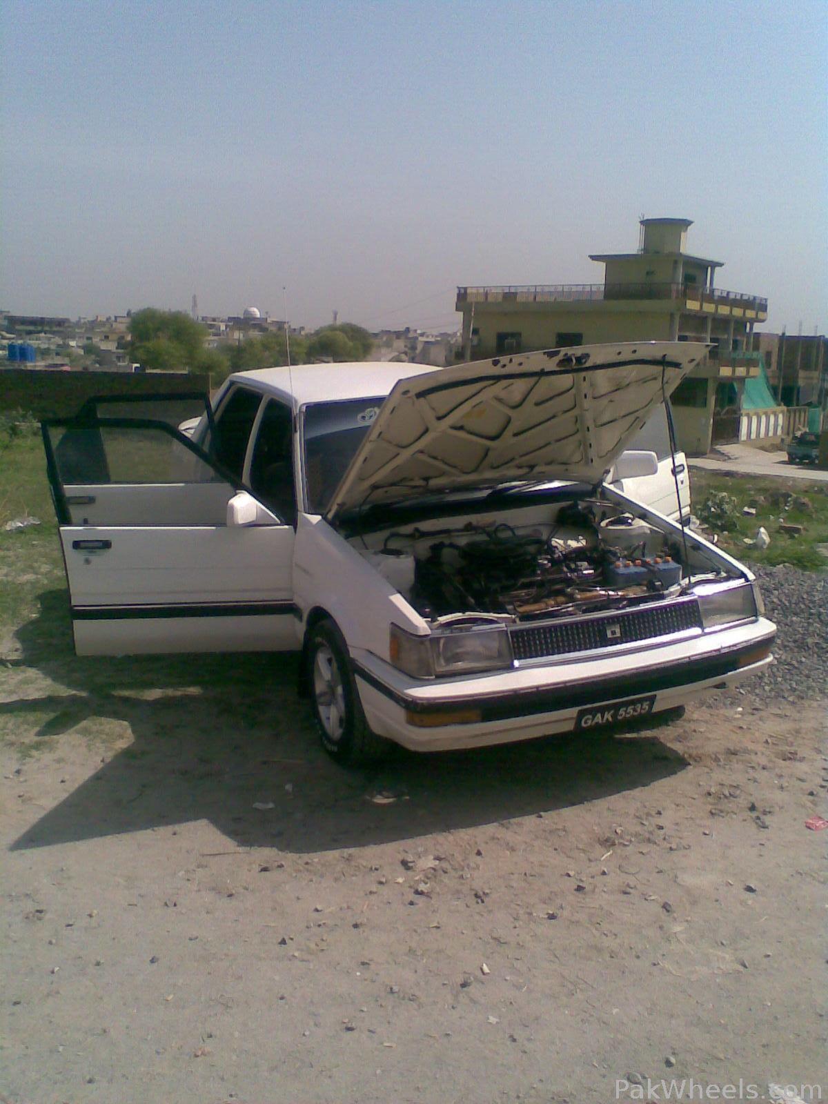 Toyota Corolla - 1985 zeeshan Image-1