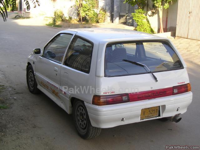 Daihatsu Charade 1990 of 7650 - Member Ride 13046 | PakWheels
