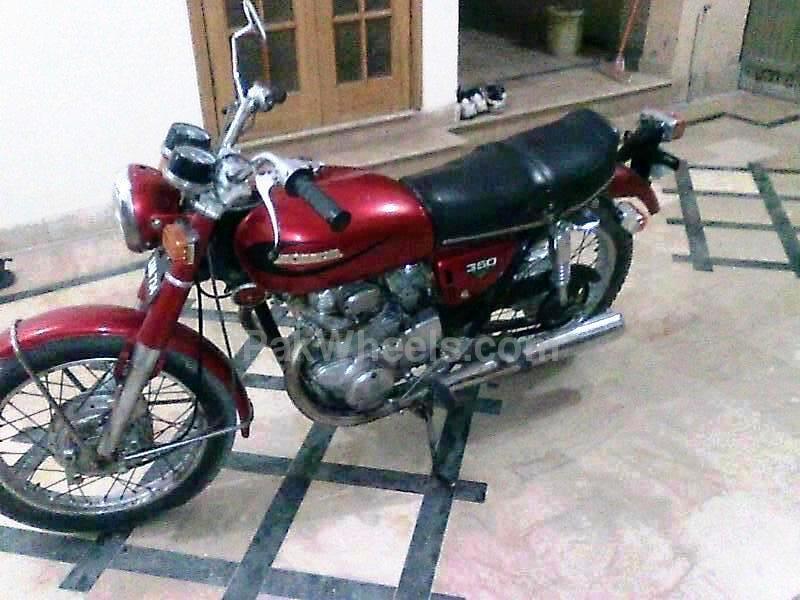 Honda Other - 1974 Road Master CB 350 CC Image-1