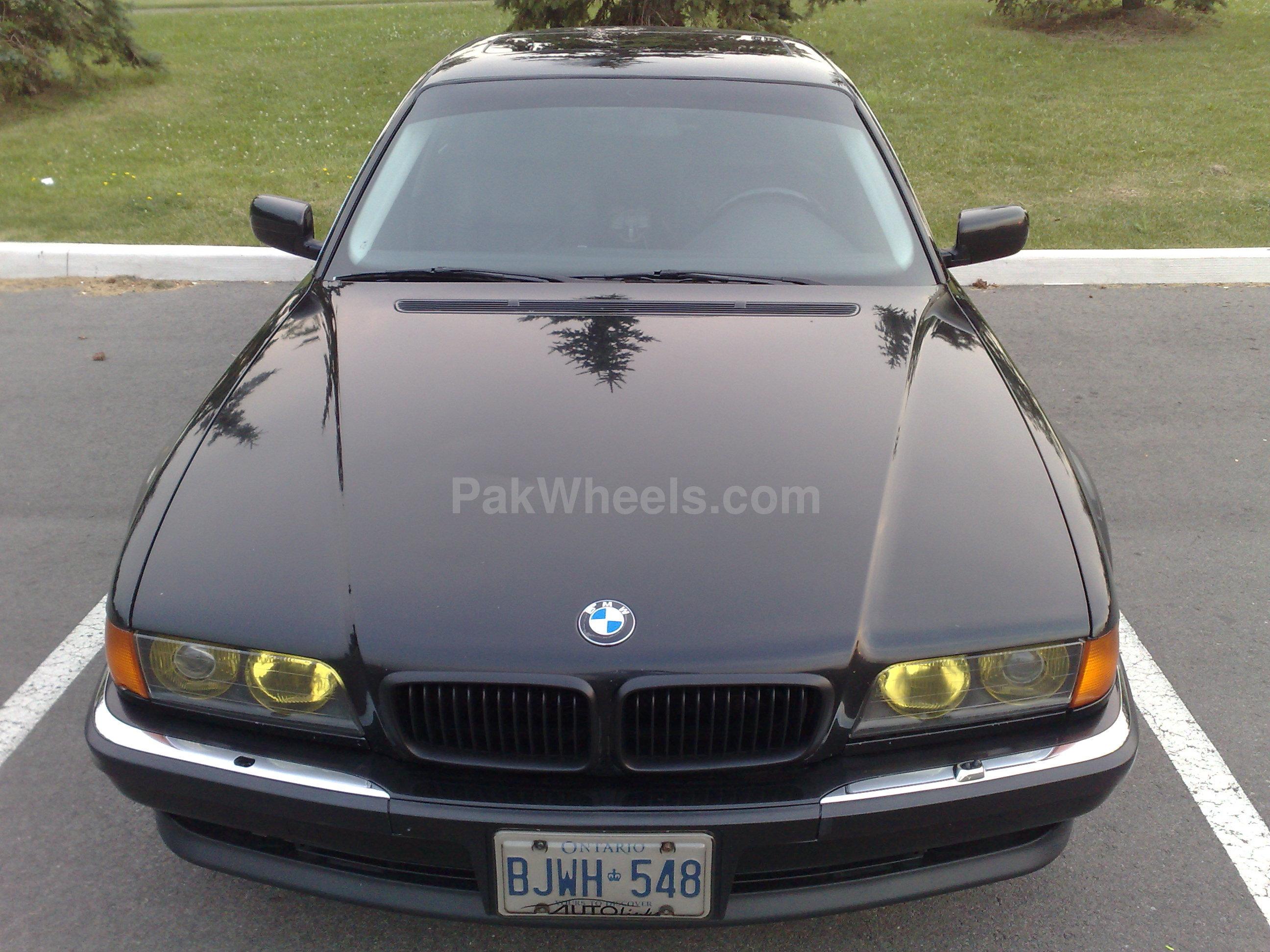 BMW 7 Series - 1998 My Dream Image-1