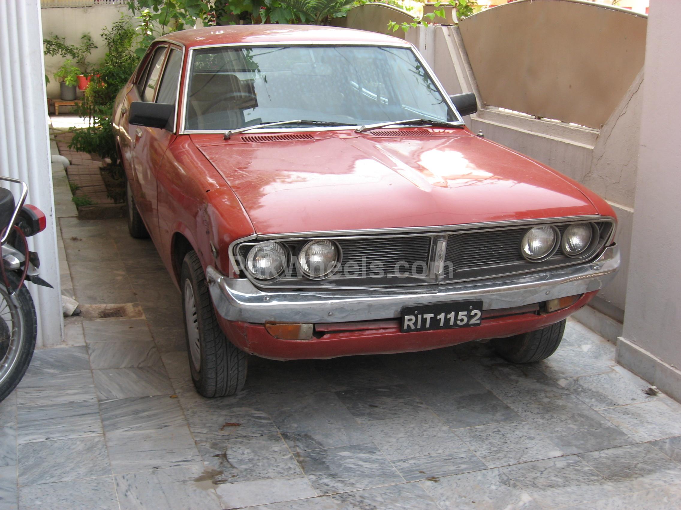 Toyota Mark II - 1973 aadil Image-1