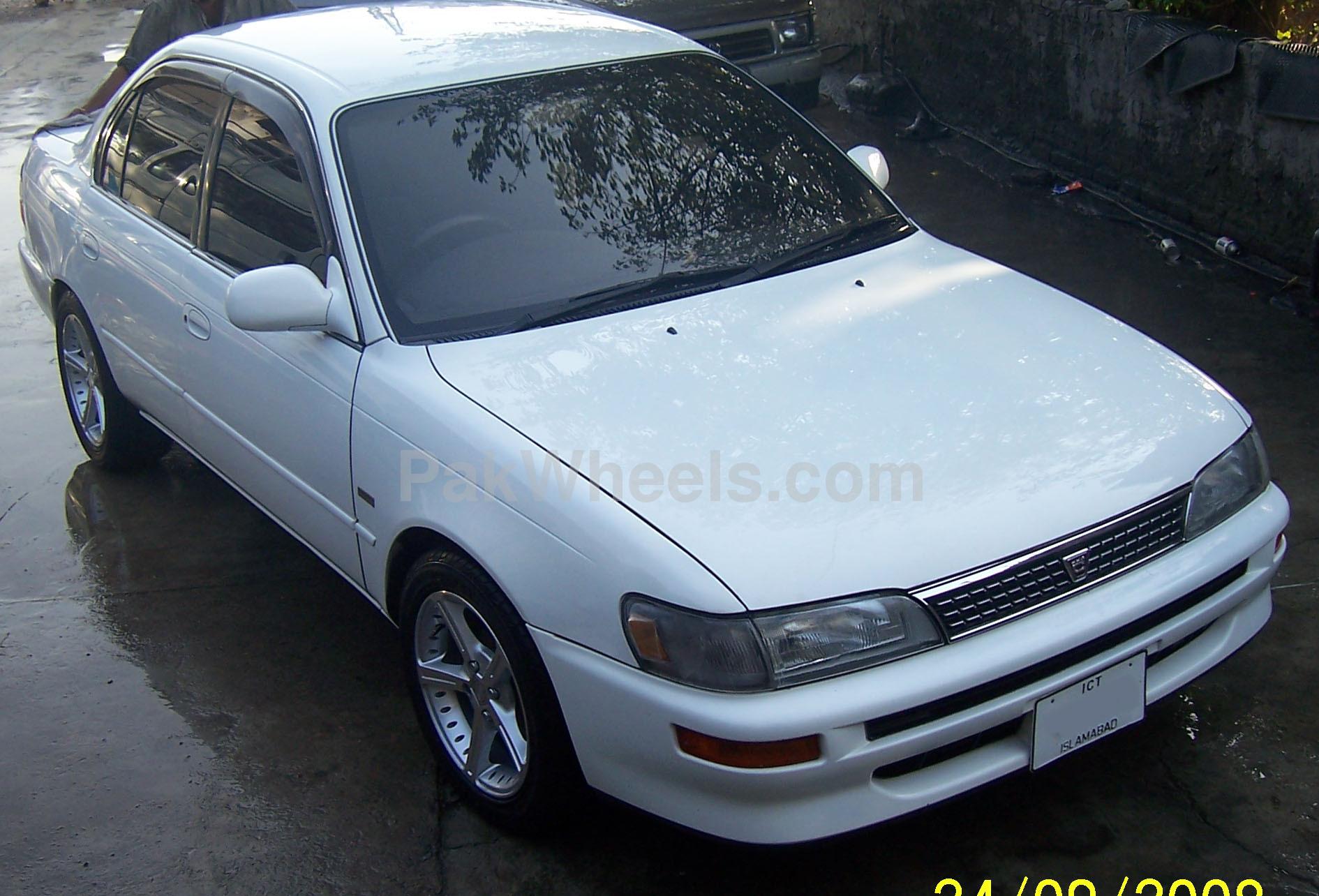 Japanese Import Car Insurance Online Quote >> Toyota Corolla 1995 of ysrcutoo - Member Ride 14235   PakWheels