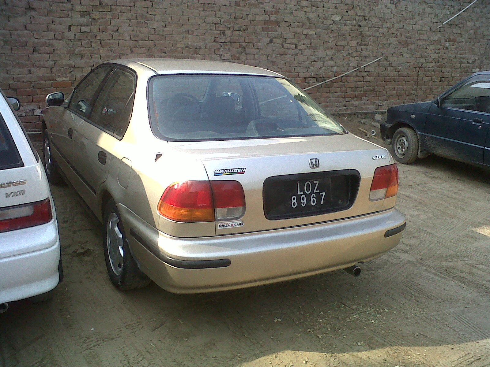 Sell My Car Online >> Honda Civic 1996 of Civic95_Reborn - Member Ride 14597 | PakWheels