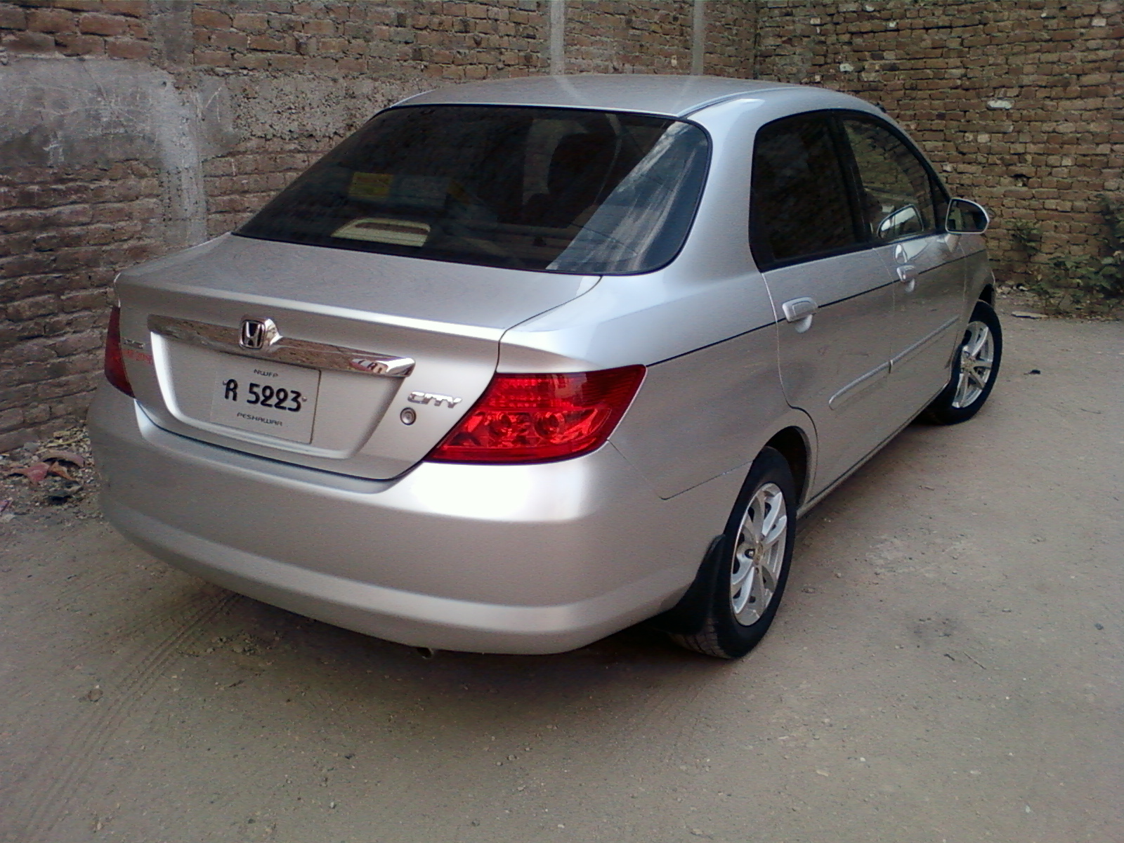 honda city 2005 of nido2   member ride 14507 pakwheels