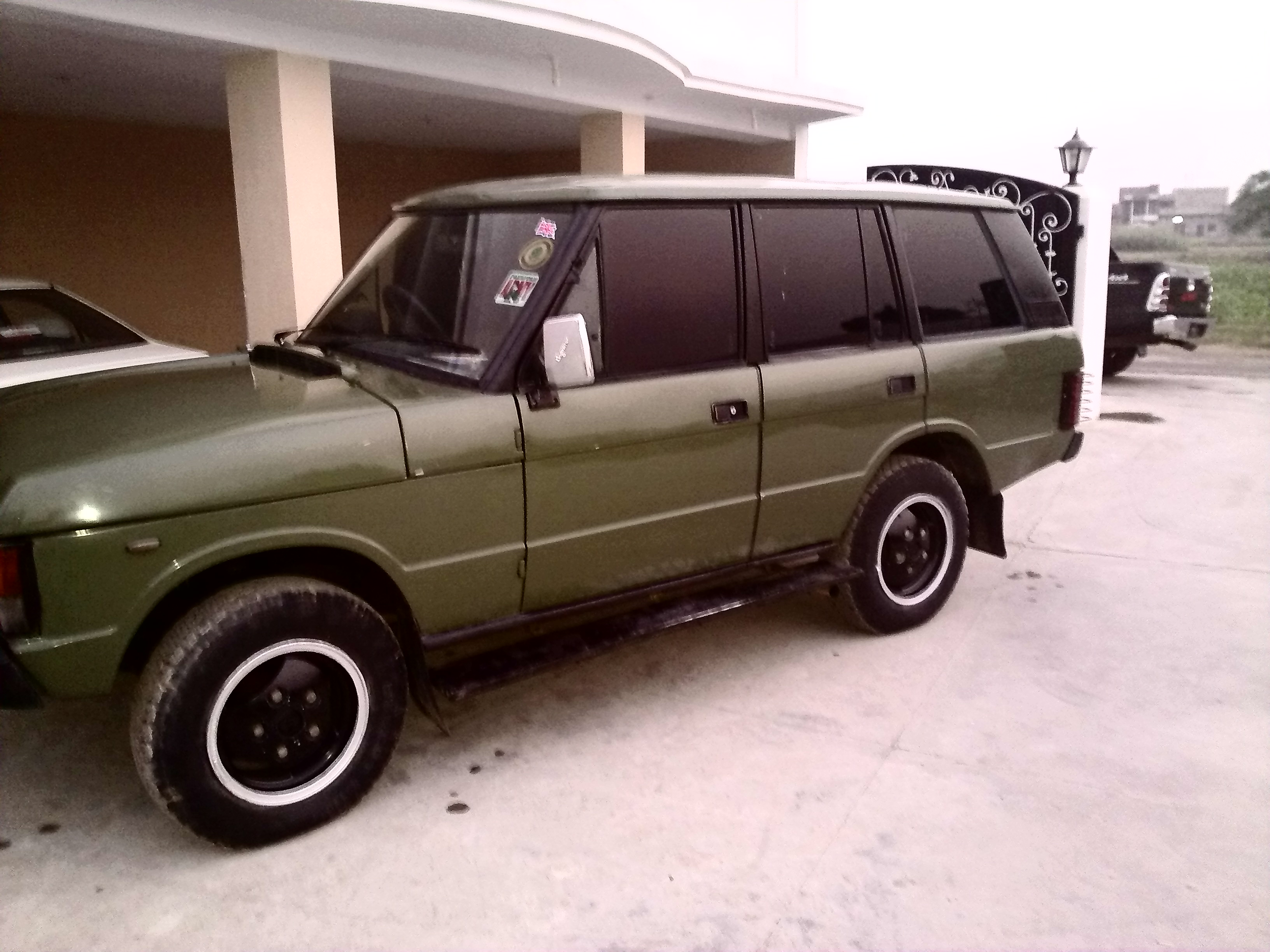 Range Rover Other - 1987 gost Image-1