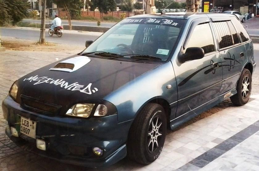 Suzuki Cultus - 2006 Mani Image-1