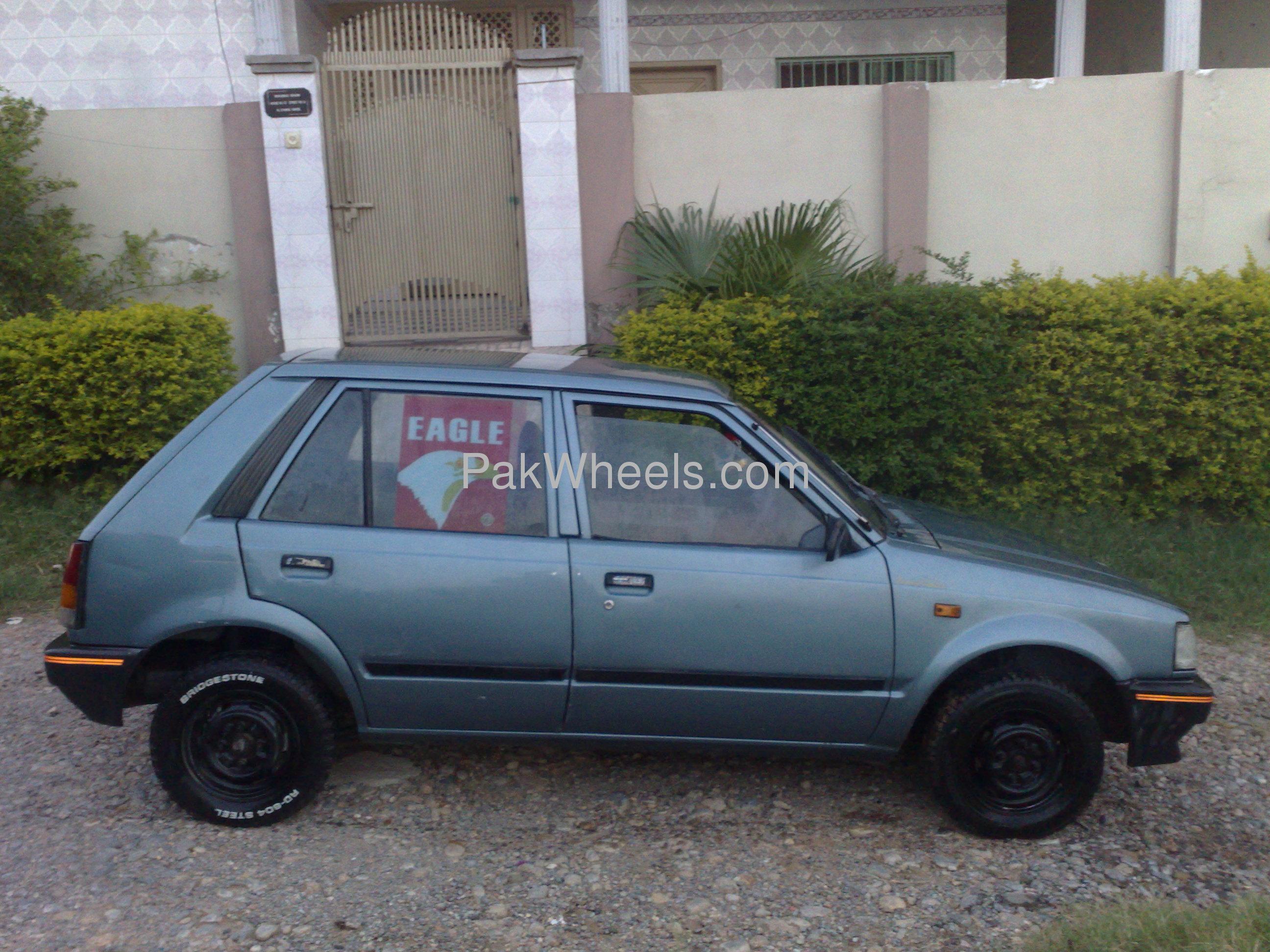 Daihatsu Charade 1985 For Sale In Rawalpindi PakWheels on 1985 Daihatsu Charade Engine Parts
