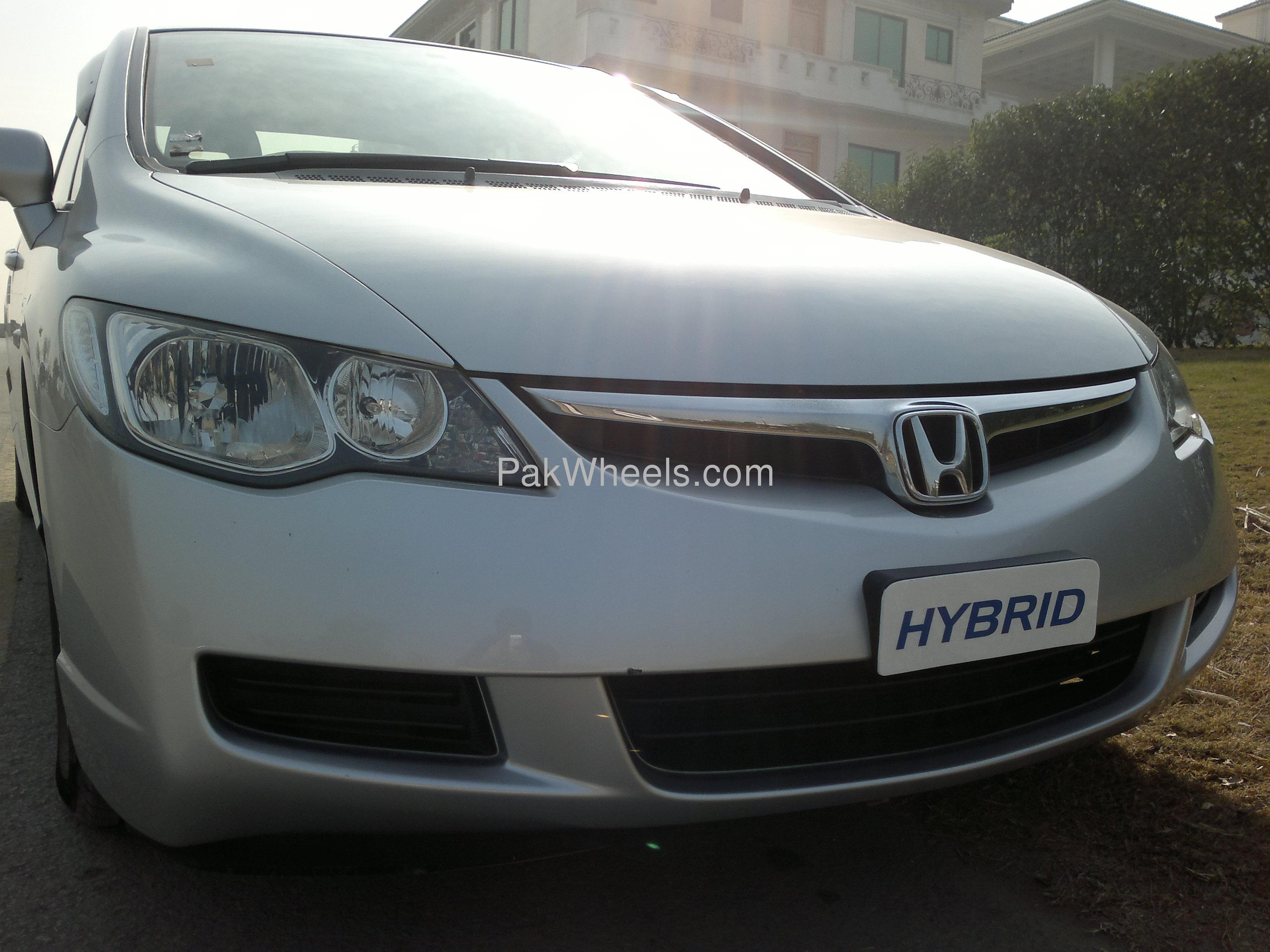 honda civic hybrid 2006 for sale in islamabad pakwheels. Black Bedroom Furniture Sets. Home Design Ideas