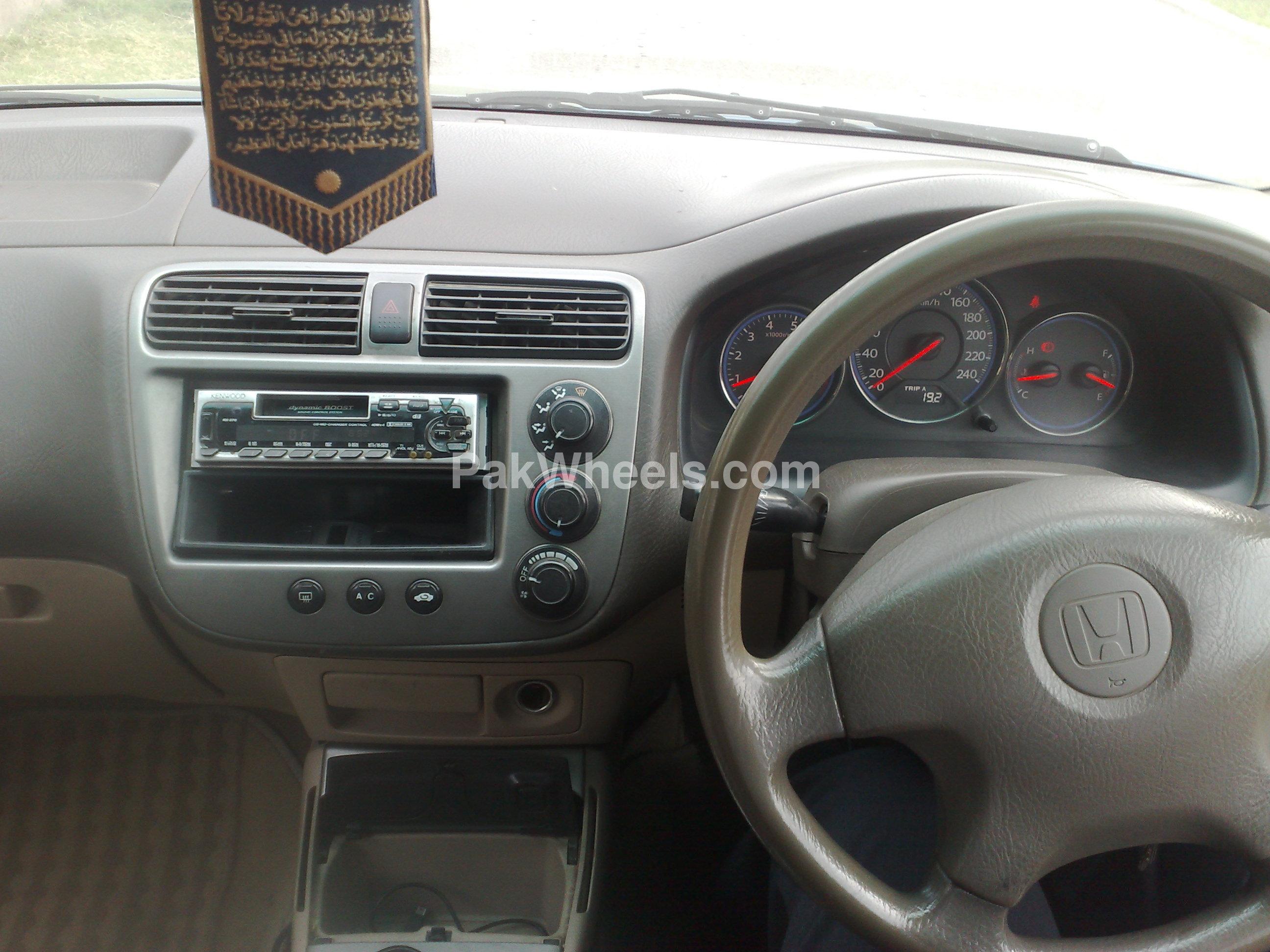Honda Civic VTi Oriel 1.6 2004 Image-2
