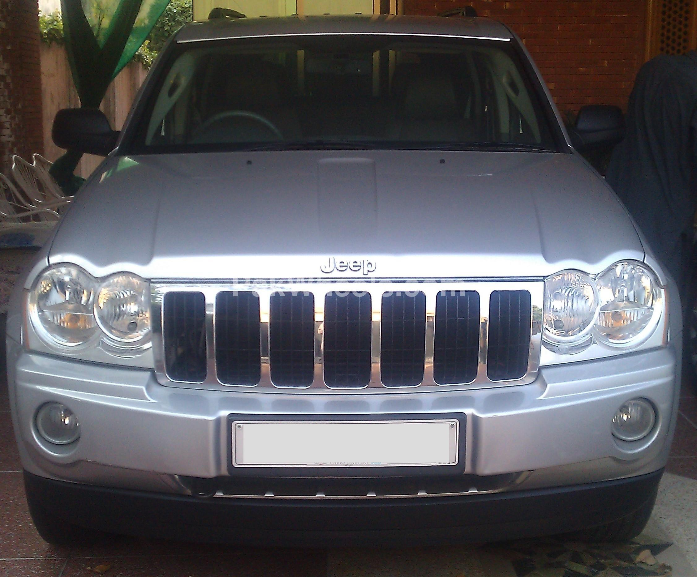 Jeep Cherokee 2005 for sale in Lahore