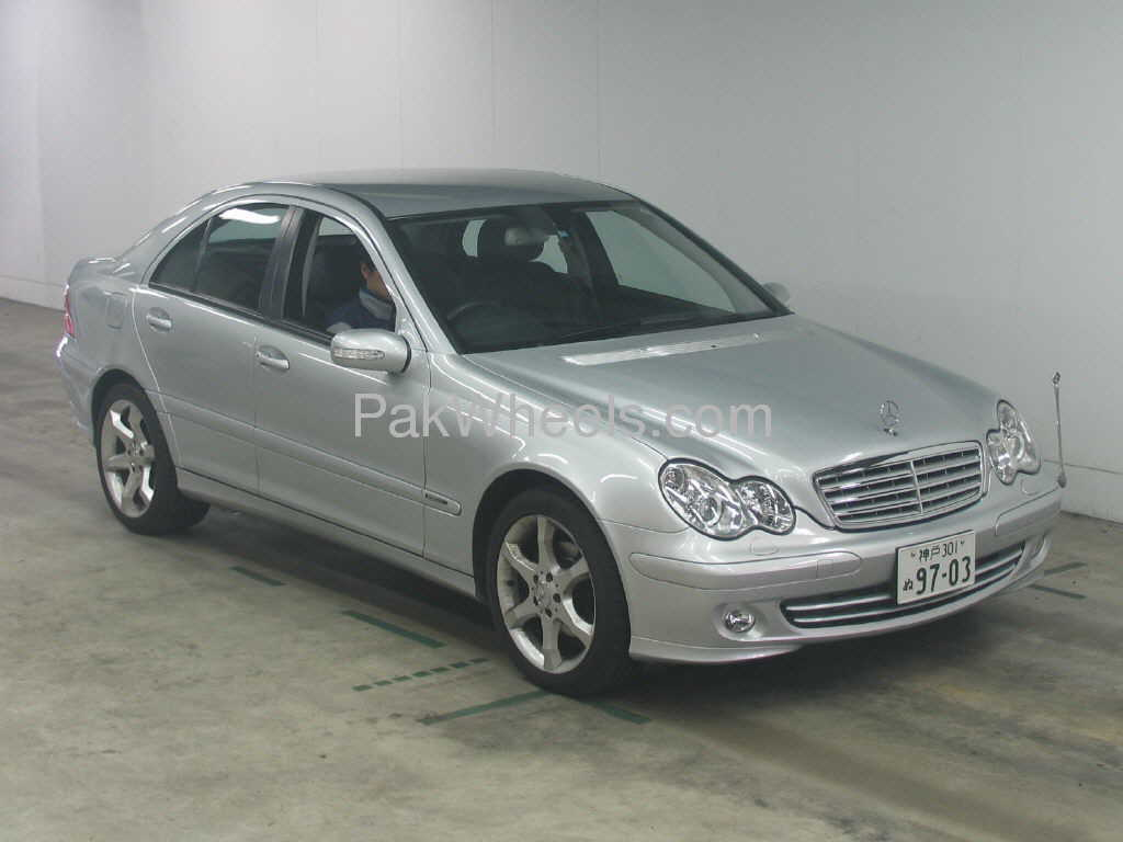 Used mercedes benz c class c180 kompressor 2006 car for for Mercedes benz c class 2006 for sale