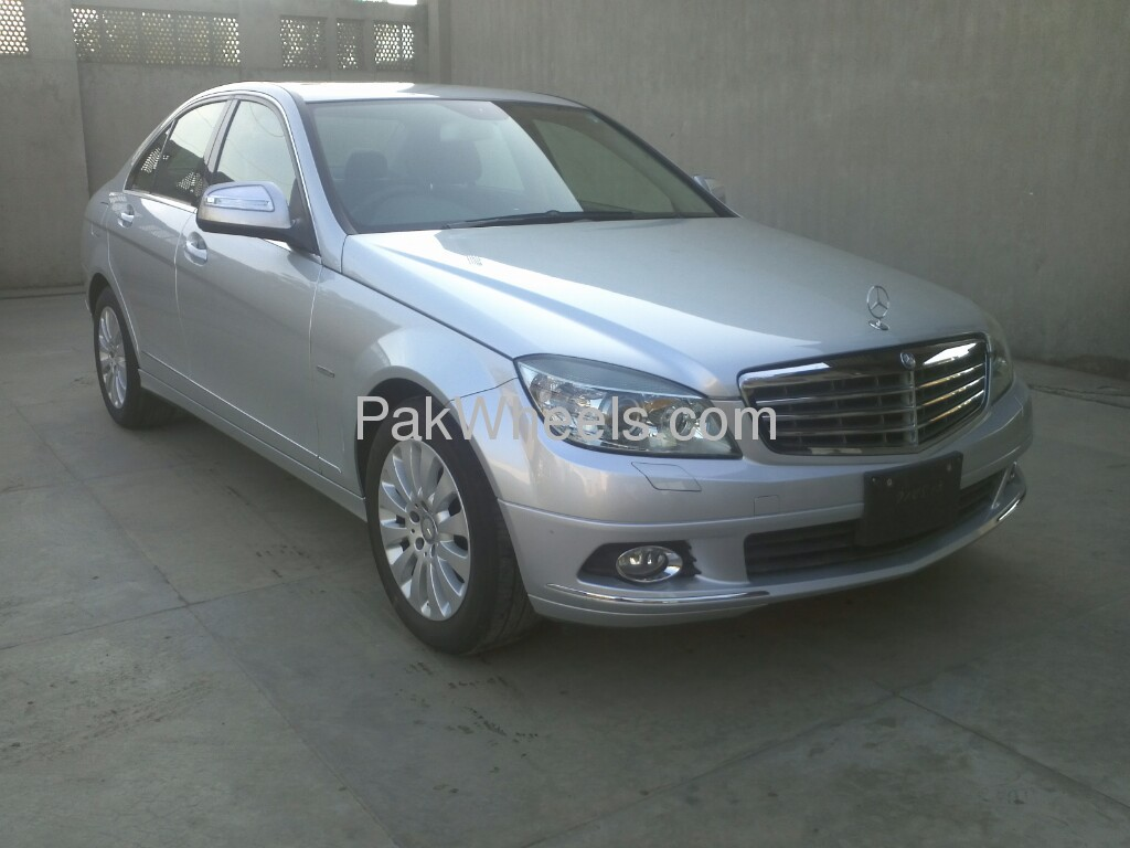 mercedes benz c class c200 2007 for sale in gujranwala. Black Bedroom Furniture Sets. Home Design Ideas